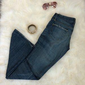 Paper Denim & Cloth Boot Cut Jeans - Size 27